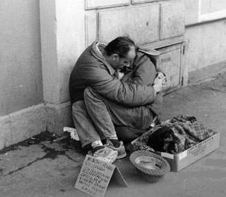 of Homeless Street People